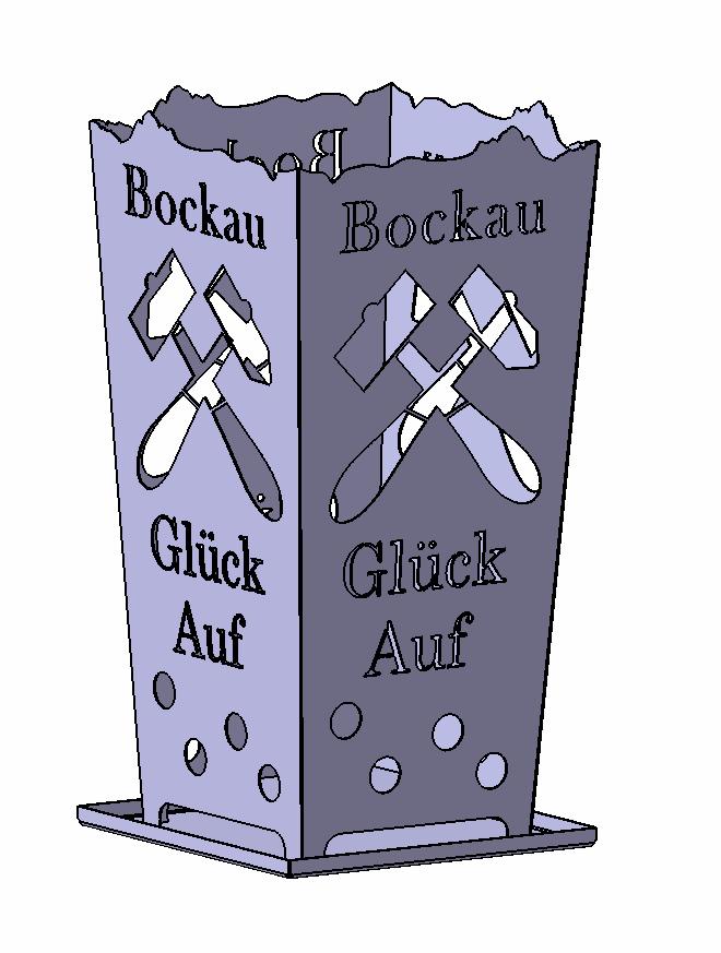 Feuerkorb Bockau