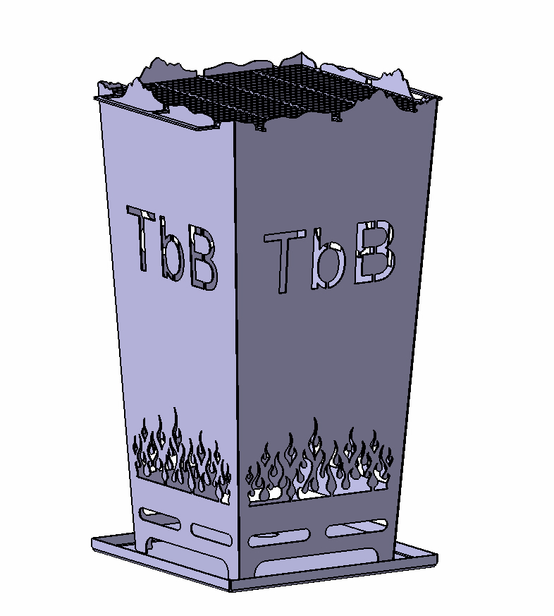 Feuerkorb TbB