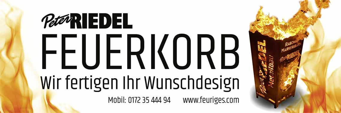 Feuerkorb Wunschdesign